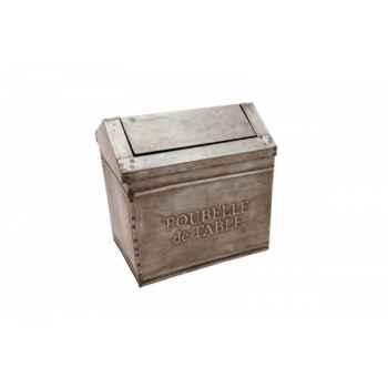 Poubelle de table Antic Line -SEB11781