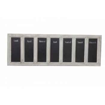 Tableau noir hebdommadaire Antic Line -SEB12976