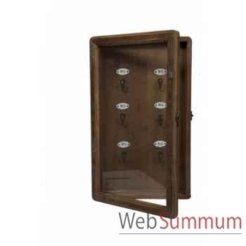 Boite à clés Antic Line -SEB12713