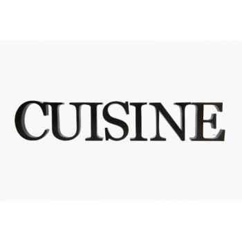 """Mot \""""cuisine\"""" Antic Line -SEB11681"""