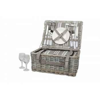 Panier pique nique isotherme Antic Line -SEB12906