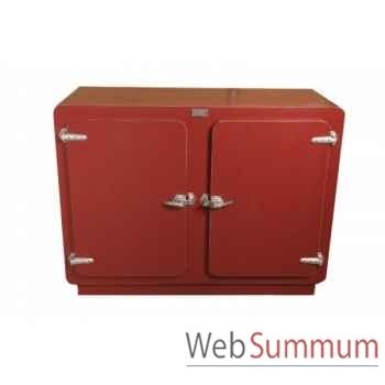 Buffet 2 portes style frigo Antic Line -CD476