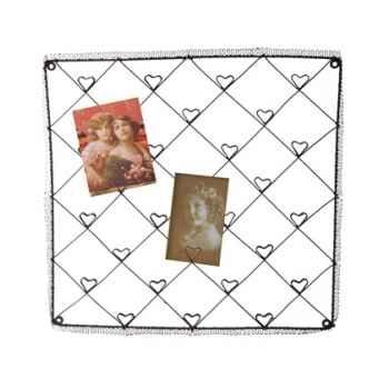 Porte photos fil de fer Antic Line -DEC9051