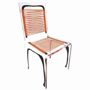Chaise Aqua Single Scoob design Samy, Aitali