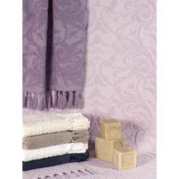 Drap de bain 100 x 140 orient blanc Antic Line -SEB11534