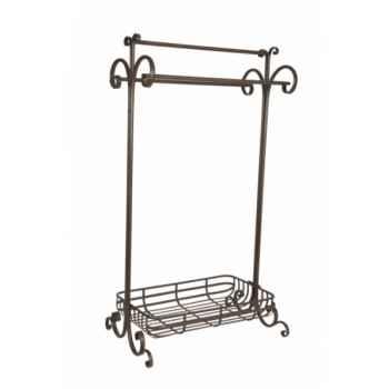 Porte serviettes Antic Line -SEB12295