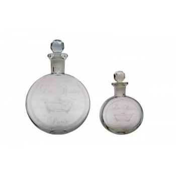 Set 2 flacons Antic Line -SEB11008