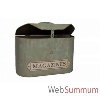 Boite à revues Antic Line -SEB12751