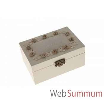 Boîte à couture Antic Line -SEB12462