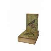 set 2 boites faux livres antic line seb12742