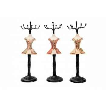 Set 3 mannequins Antic Line -SEB11637