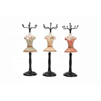 Set 3 mannequins Antic Line -SEB11636