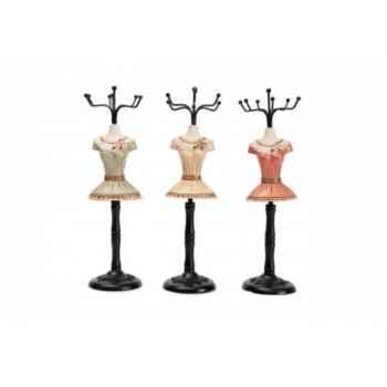 Set 3 mannequins Antic Line -SEB11636