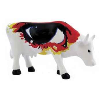 Vache Cow Parade Me Ves Te Veo Mexico 2005 -46540