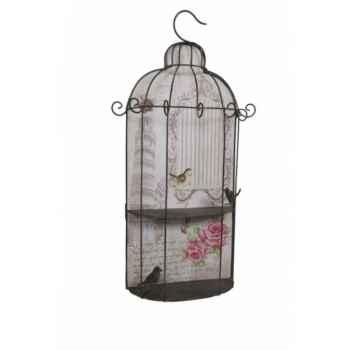 Etagère cage Antic Line -SEB12706