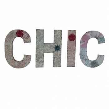 Mot chic Antic Line -SEB13060
