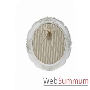 Cadre ovale Antic Line -SEB12943