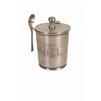 Pot à miel Antic Line -DEC8384