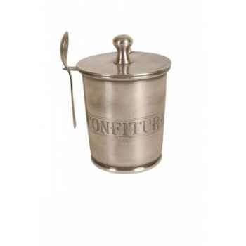 Pot à confiture Antic Line -DEC8383