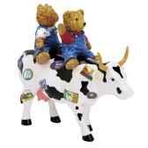 vache cow parade teddy bears on the move boston 2006 47763