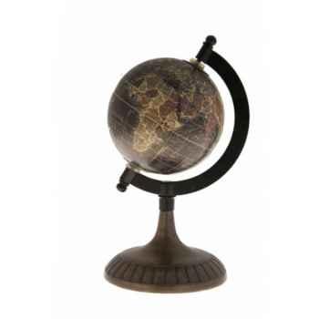 Globe terrestre Antic Line -SEB12177