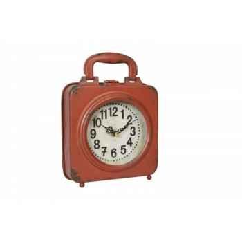 Pendule valisette Antic Line -SEB12908