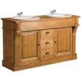 meuble salle de bain gm sans vasque sans robinet antic line cd55