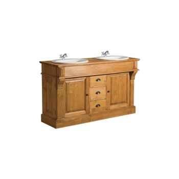 Meuble salle de bain gm sans vasque (sans robinet) Antic Line -CD55