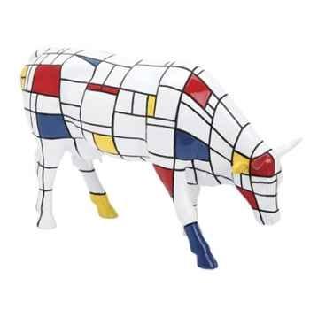 Vache Cow Parade Moodrian New York 2000 -46454
