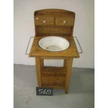 Meuble de toilette Antic Line -MP06374