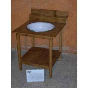 Meuble de toilette Antic Line -MP05768