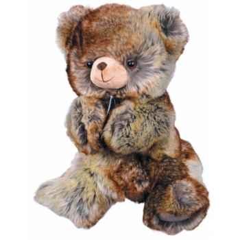 Marionnette signature - ours muscade histoire d\'ours -2421