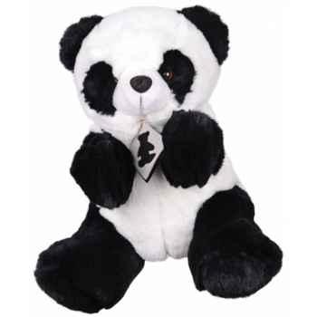 Marionnette signature - panda histoire d\'ours -2425