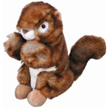 Marionnette signature - ecureuil histoire d\'ours -2428