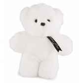 ours mini baby blanc histoire d ours 2275