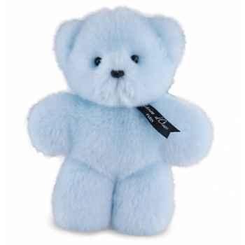 Ours mini baby bleu histoire d\'ours -2276