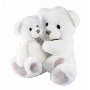 Ours douceur mm - blanc histoire d\'ours -2313