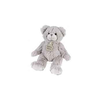 Calin\'ours 25 cm - gris perle histoire d\'ours -2335