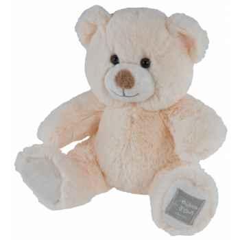 Bel\'ours ivoire 25 cm histoire d\'ours -2395