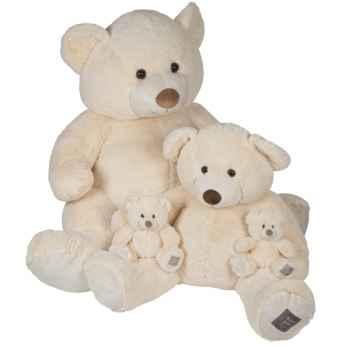 Bel\'ours ivoire 40 cm histoire d\'ours -2397