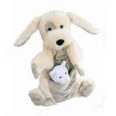 marionnette chien mario a doigt chat histoire d ours 2371