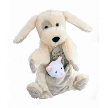 Marionnette chien & mario à doigt chat histoire d\'ours -2371