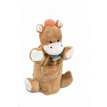 Marionnette cheval histoire d\'ours -2374