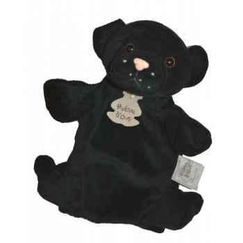 Marionnette panthère noire histoire d\'ours -2377