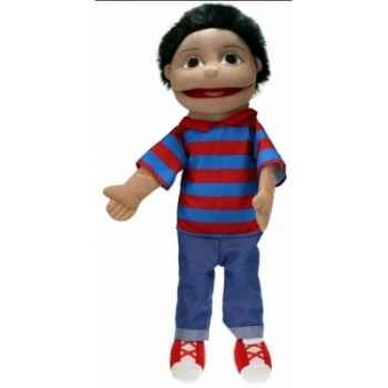 Medium garçon (peau olive) the puppet company -pc002052