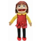 medium fille peau claire the puppet company pc002054