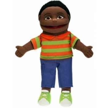 Petit garçon (peau foncée) the puppet company -pc002071