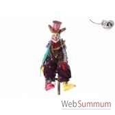 poupee toby le clown 133cm b 31485