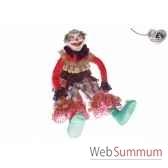 poupee clown eddie 70cm b 31487