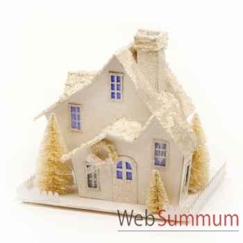 Décoration de noël maison 23cm -TR 10360